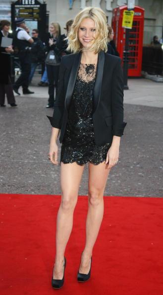 Lace - Textile「UK Charity Premiere: 'Iron Man':  - Arrivals」:写真・画像(7)[壁紙.com]