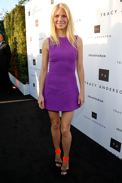 Form Fitted「Gwyneth Paltrow And Tracy Anderson Celebrate Opening Of Tracy Anderson Flagship Studio」:写真・画像(15)[壁紙.com]