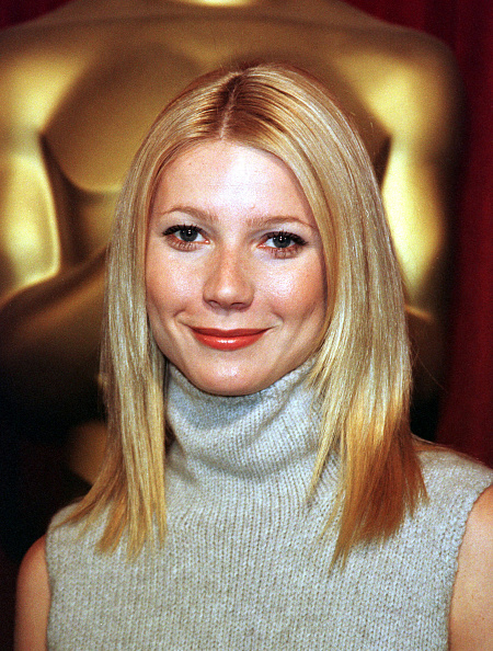 High Collar「Actress Gwyneth Paltrow...」:写真・画像(15)[壁紙.com]