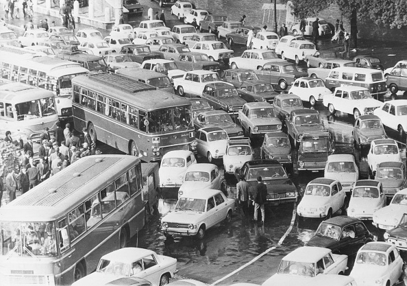 Traffic「Roman Traffic Jam」:写真・画像(13)[壁紙.com]