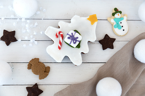 Tradition「Christmas cookies and cakes」:スマホ壁紙(9)