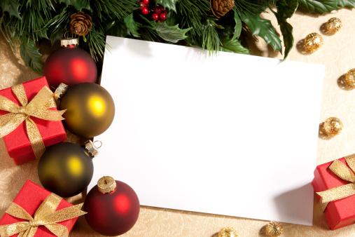 Christmas card「Christmas Card」:スマホ壁紙(12)