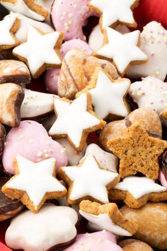 Cookie「Christmas cookies, close-up」:スマホ壁紙(5)