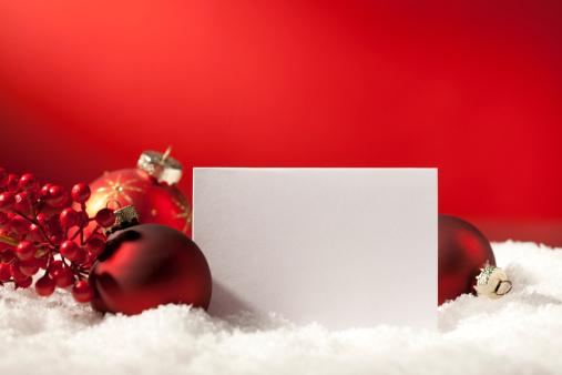 Christmas card「Christmas Card」:スマホ壁紙(13)