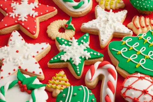 Cookie「クリスマスのクッキー」:スマホ壁紙(8)