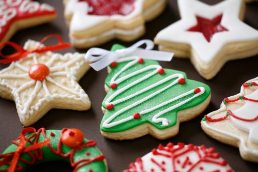 Icing「Christmas cookies」:スマホ壁紙(4)