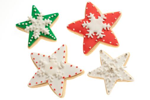 Cookie「クリスマスのクッキー」:スマホ壁紙(15)