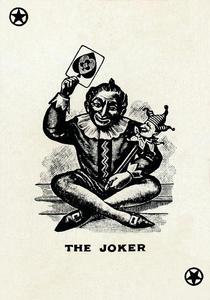Suit「The Joker from a deck of Goodall & Son Ltd」:写真・画像(12)[壁紙.com]