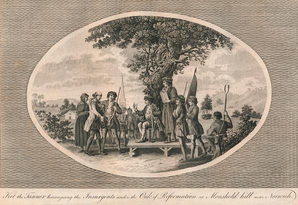 16世紀のスタイル「Ketts Rebellion Norfolk 1549 (1793)」:写真・画像(17)[壁紙.com]