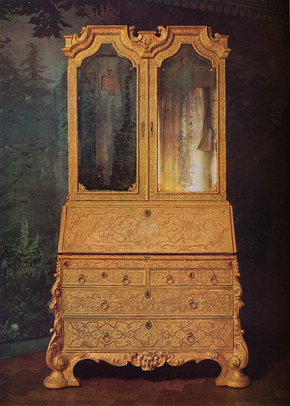 Furniture「A Royal Scrutoire c 1725」:写真・画像(19)[壁紙.com]