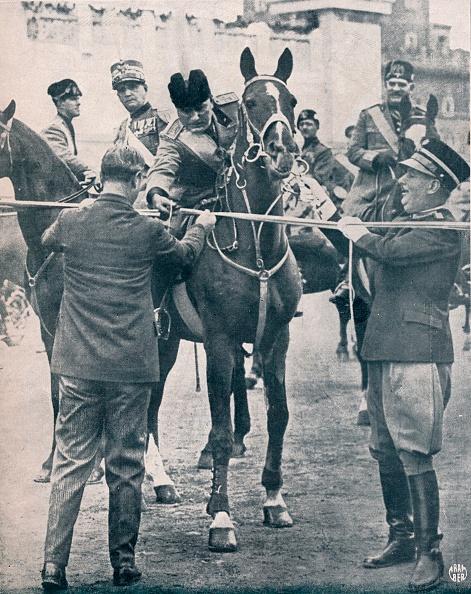 Domestic Animals「Benito Mussolini Italian fascist leader c 1922-1933」:写真・画像(17)[壁紙.com]