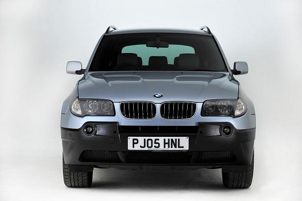 Facade「2005 BMW X3」:写真・画像(7)[壁紙.com]
