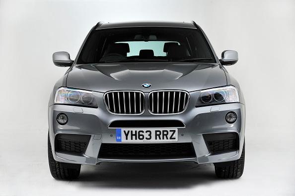 Facade「2013 BMW X3」:写真・画像(12)[壁紙.com]