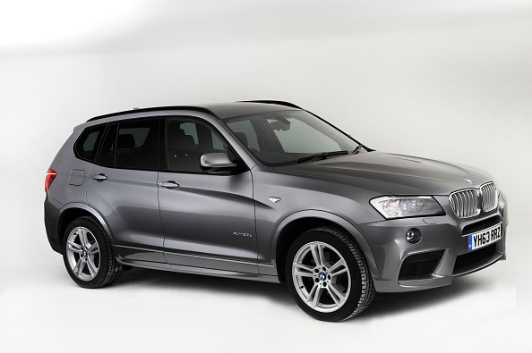 Gray Color「2013 BMW X3」:写真・画像(6)[壁紙.com]