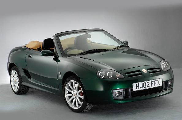 2002「2002 MG TF 160 VVC」:写真・画像(5)[壁紙.com]
