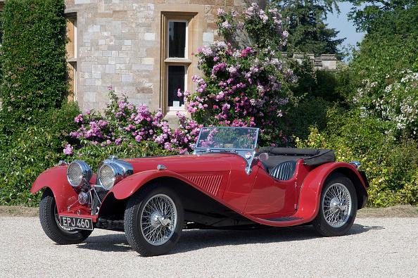Collector's Car「1937 SS 100」:写真・画像(13)[壁紙.com]