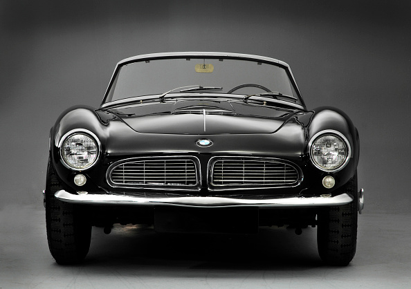 Facade「1957 BMW 507」:写真・画像(4)[壁紙.com]