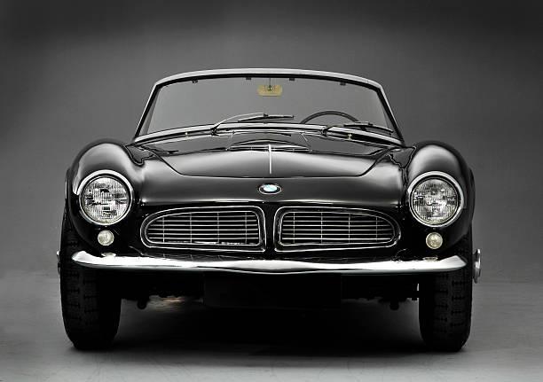 1957 BMW 507:ニュース(壁紙.com)