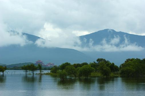 Heilongjiang Province「Chingpo lake in Mudanjiang,Heilungkiang province,China」:スマホ壁紙(16)