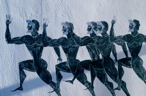 Ancient Greece「Wall mural」:スマホ壁紙(1)