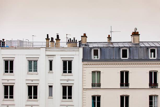 Paris Roofline:スマホ壁紙(壁紙.com)