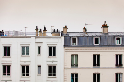 France「Paris Roofline」:スマホ壁紙(6)