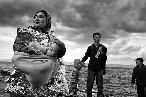 Tom Stoddart Archive「Refugees On Lesbos」:写真・画像(6)[壁紙.com]