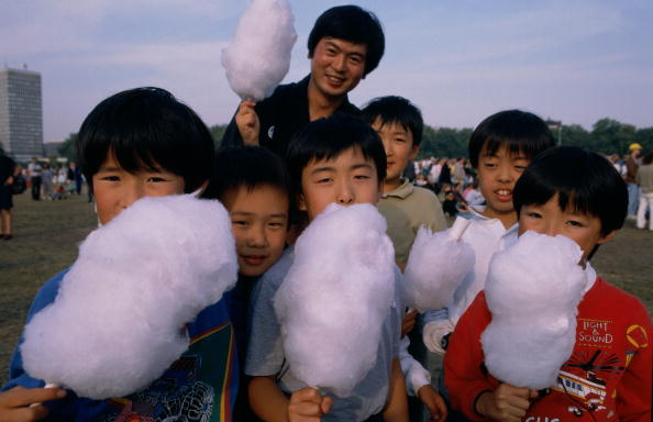 Tom Stoddart Archive「Carnival Candy Floss」:写真・画像(17)[壁紙.com]
