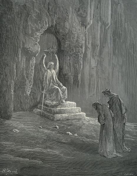 Circa 14th Century「Dante's purgatory」:写真・画像(14)[壁紙.com]