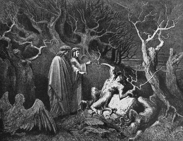Circa 14th Century「Dante's Purgatory」:写真・画像(19)[壁紙.com]