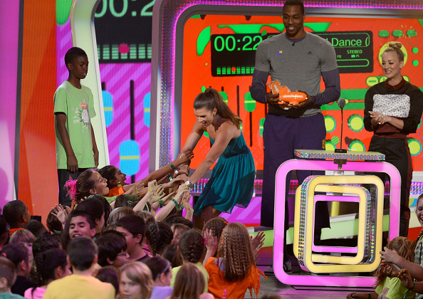 26th Nickelodeon Kids' Choice Awards「Nickelodeon's 26th Annual Kids' Choice Awards - Show」:写真・画像(3)[壁紙.com]