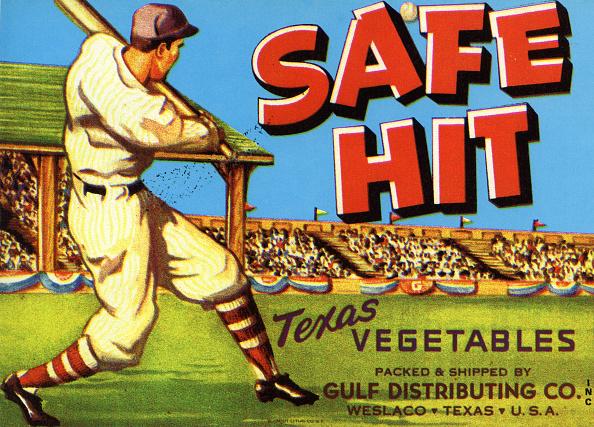 Baseball - Sport「Safe Hit!」:写真・画像(7)[壁紙.com]