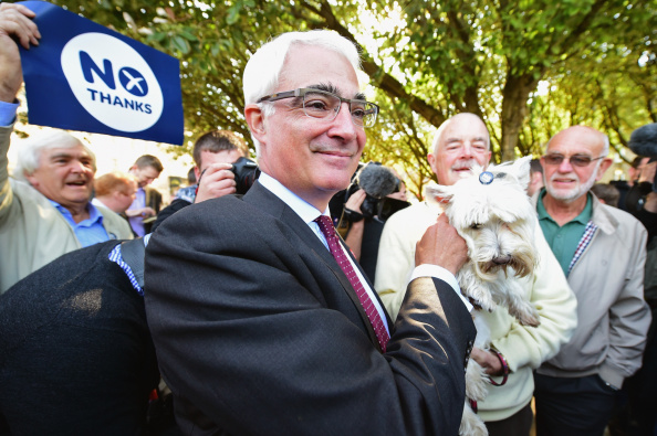 Jeff J Mitchell「Recent Polls Show The Yes Campaign Edging Ahead」:写真・画像(13)[壁紙.com]