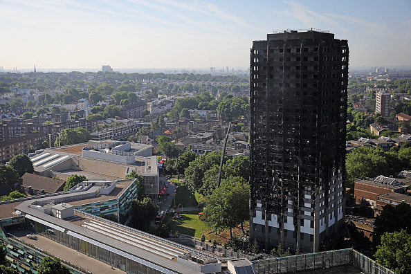 Tower「Dozens Remain Unaccounted For Following Grenfell Tower Fire In London」:写真・画像(6)[壁紙.com]