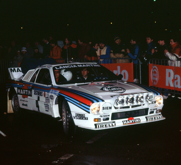 Rally Car Racing「Lancia 037」:写真・画像(7)[壁紙.com]