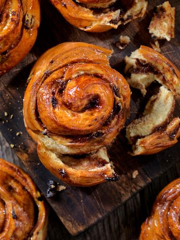 ペカン「Cinnamon Rolls」:スマホ壁紙(13)