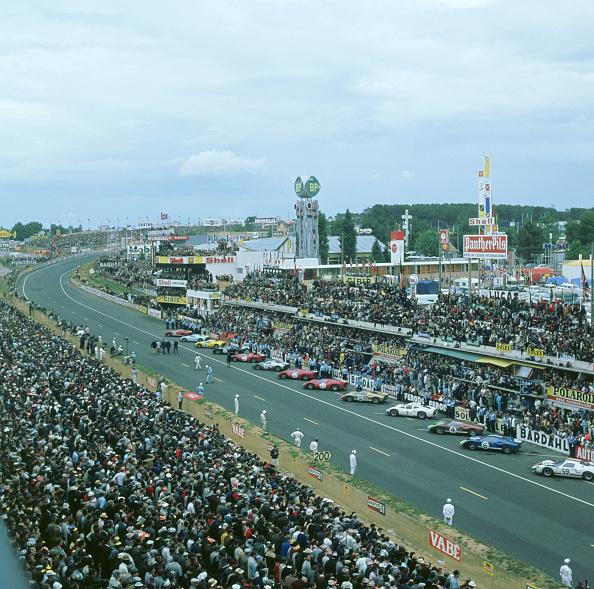 ルマン24時間レース「1966 Le Mans start」:写真・画像(18)[壁紙.com]