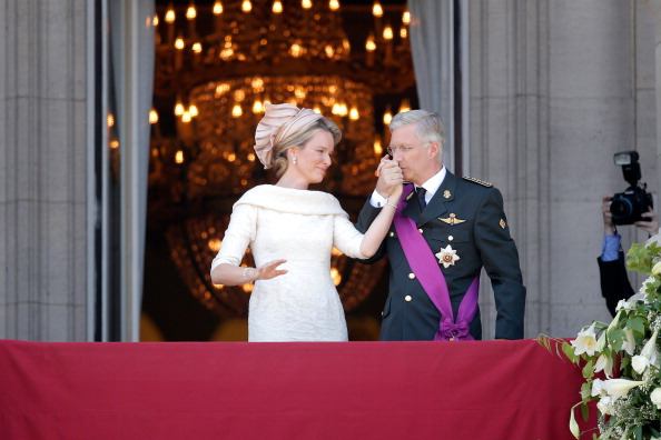 Architectural Feature「Abdication Of King Albert II Of Belgium, & Inauguration Of King Philippe」:写真・画像(6)[壁紙.com]