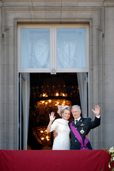 Architectural Feature「Abdication Of King Albert II Of Belgium, & Inauguration Of King Philippe」:写真・画像(7)[壁紙.com]