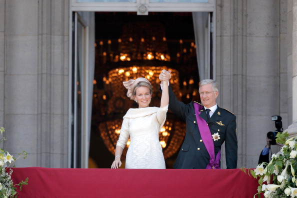 Architectural Feature「Abdication Of King Albert II Of Belgium, & Inauguration Of King Philippe」:写真・画像(5)[壁紙.com]