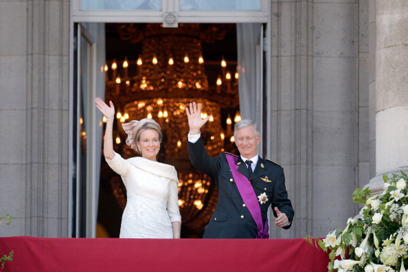 Architectural Feature「Abdication Of King Albert II Of Belgium, & Inauguration Of King Philippe」:写真・画像(4)[壁紙.com]