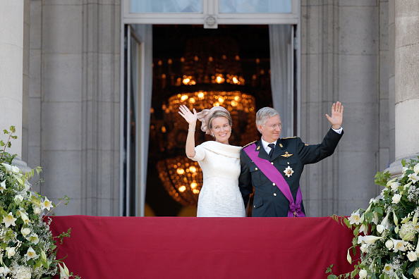 Architectural Feature「Abdication Of King Albert II Of Belgium, & Inauguration Of King Philippe」:写真・画像(13)[壁紙.com]