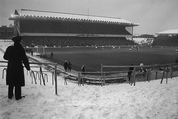 Arsenal Under Snow:ニュース(壁紙.com)