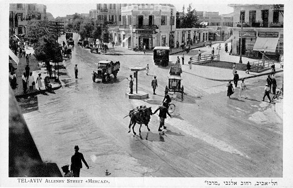 Tel Aviv「Tel Aviv. Allenby Street」:写真・画像(18)[壁紙.com]