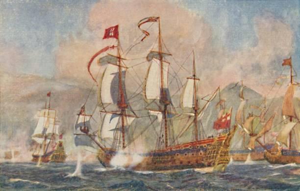 British Warship Of The 17Th Century:ニュース(壁紙.com)