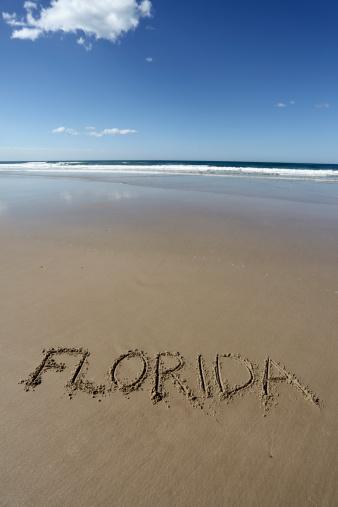 Empty「Florida Beach Words」:スマホ壁紙(7)