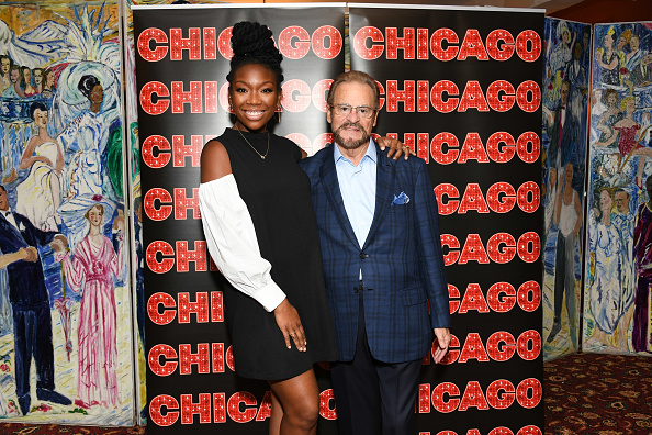 到着「Brandy Norwood Returns To Broadway's 'Chicago'」:写真・画像(16)[壁紙.com]