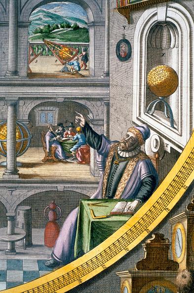 17th Century「Tycho Brahe Danish Astronomer (circa 1630)」:写真・画像(19)[壁紙.com]