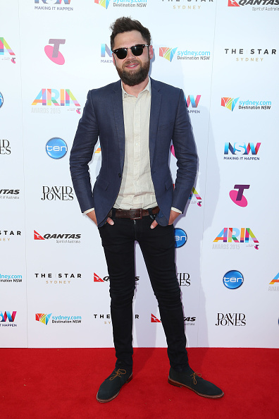 Passenger「29th Annual ARIA Awards 2015 - Arrivals」:写真・画像(17)[壁紙.com]