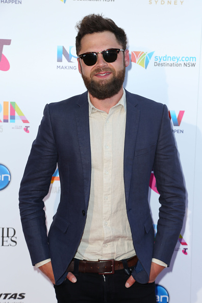 Passenger「29th Annual ARIA Awards 2015 - Arrivals」:写真・画像(11)[壁紙.com]